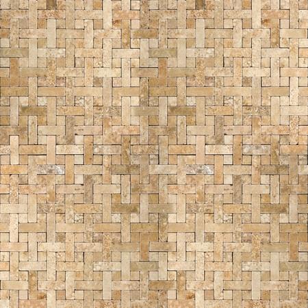 Keramik: Mosaik-Kachelhintergrund