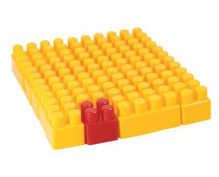toys block concept  Stock Photo - 8176397