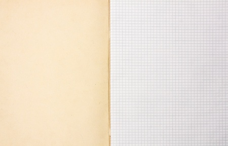 blank writing book sheets background photo