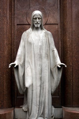 Jesus statue Stock Photo - 12416853