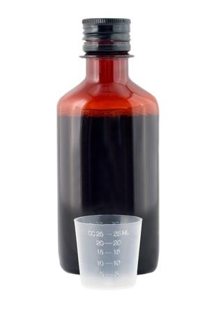Medical bottle mixture photo