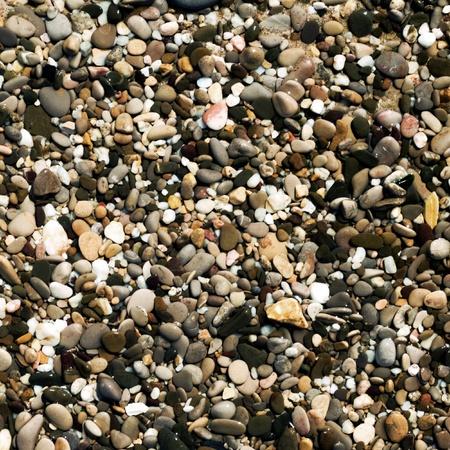 peeble: background with round peeble stones