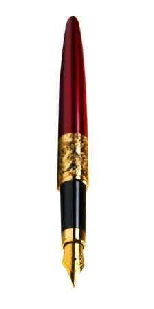 Negocio pluma estilográfica Foto de archivo - 12823681