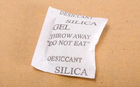 silica: silica gel Stock Photo