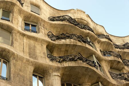 Antonio Gaudi Stock Photo - 16743115