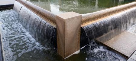 detailed fountain in Barcelona Reklamní fotografie