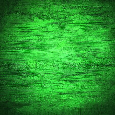 green wall wood texture background photo