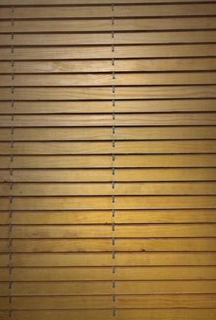 wooden jalousie grunge background  photo