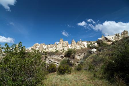 monastic sites: Goreme Open Air Museum, Turkey