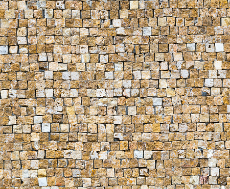 steadily:  paving stones mosaic architecture
