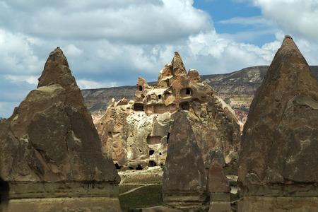 monastic site: Goreme Open Air Museum, Turkey