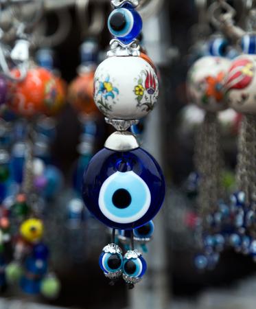 Amulet souvenir from Turkey photo