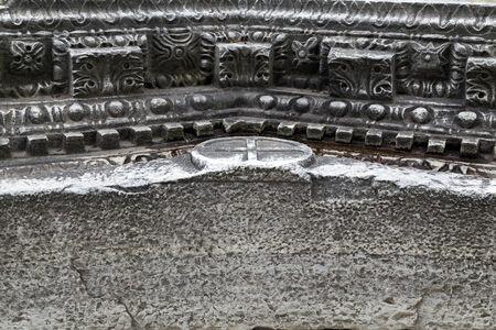 Interieur Der Hagia Sophia Hagia Sophia Museum In Istanbul Türkei ...