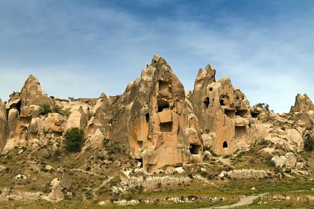 anatolia: Central Anatolia landscape Cappadocia, Turkey