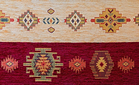ornament turkish pattern rug background photo
