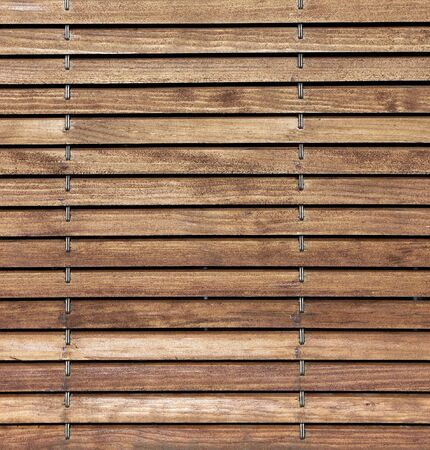 jalousie: Wooden horizontal jalousie texture abstract background