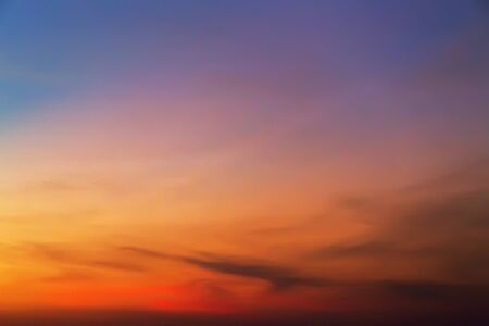 tropical sunset summer sky background