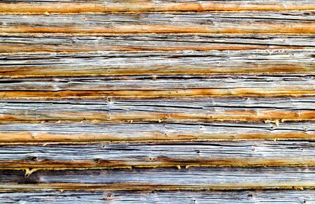 wood grain: old wall wood texture background Stock Photo