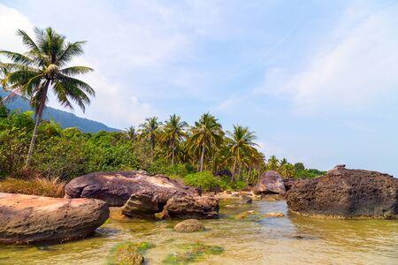 no people: Paradise Beach