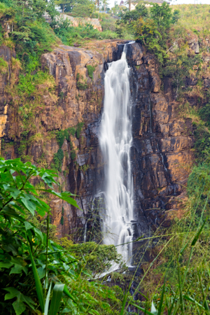 ranked: Devon Falls Sri Lanka Waterfall is 97 metres high and ranked 19th highest in the Island.