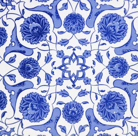 wall decor: vintage ceramic tiles wall decoration decor flower