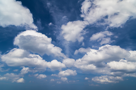 Sky background. Clouds, white clouds, clouds background.