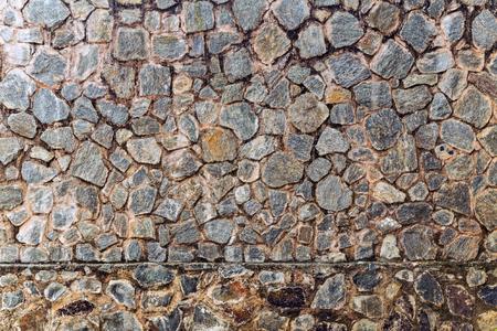 decorative stone wall background. pattern stone surface. Stockfoto - 122842970