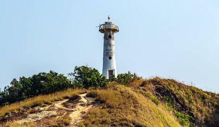 Lighthouse Mu Koh Lanta Marine National Park Krabi Province, Thailand