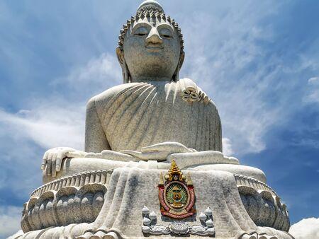 Phuket Big Buddha meditation statue buddhishm arts buddhist lord