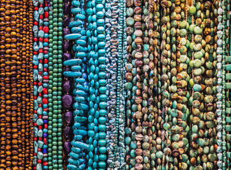chain necklace jewel agate onyx quartz jasper mineral beads