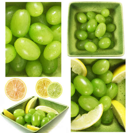 mix composition from fruits
