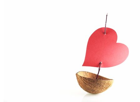 image from creative series: boat of love\r\r Standard-Bild