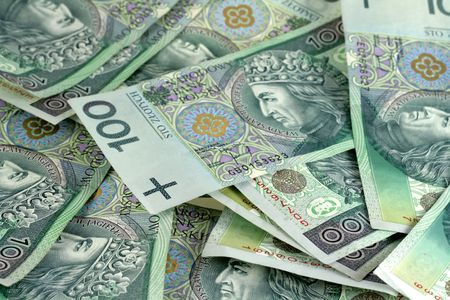 image from business series: polish money photo