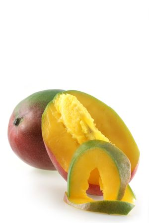 image from series on bright : mango on bright