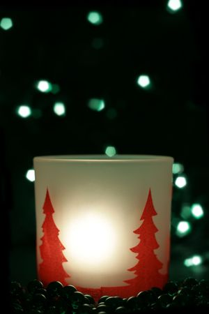 christmas motive: background series: background with christmas motive