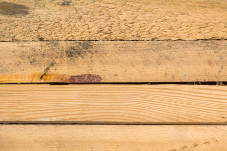 Natural wood as a table to the project Stock Photo - 22755811