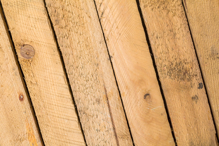Natural wood as a table to the project Stock Photo - 22755809