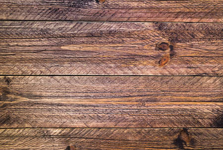 Wall of wooden planks  Stock Photo
