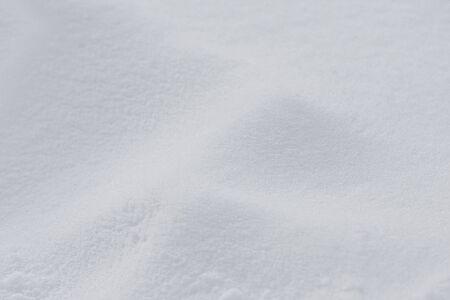 新鮮な雪が降りました