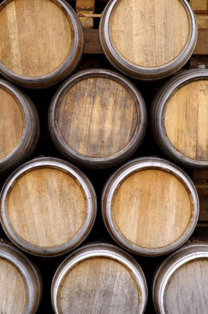 beer barrel: barrel Stock Photo