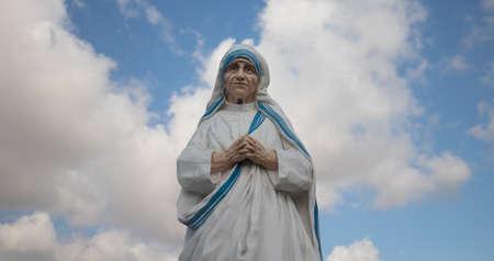 Mother Teresa of Calcutta statues