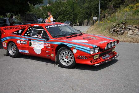 Lancia Rally 037 auto di rally