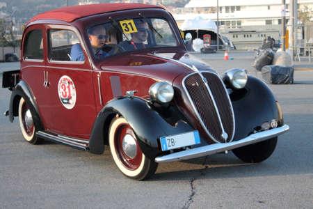 fiat: Fiat Balilla autostorica