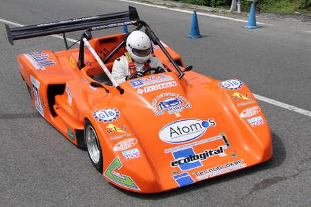 prototype: racing car prototype sports Editorial