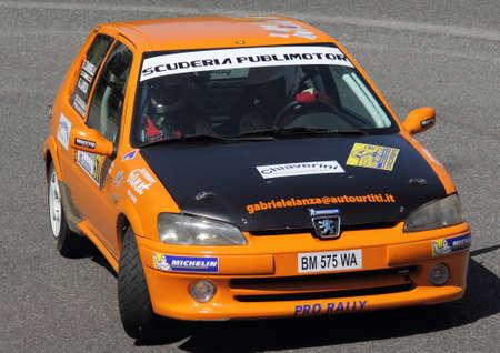 rally: Peugeot 106 rally