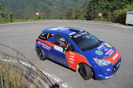 rally: Citroen DS3 rally Editorial