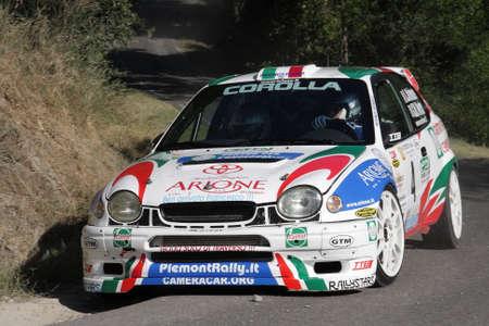 corolla: wrc rally car Toyota Corolla