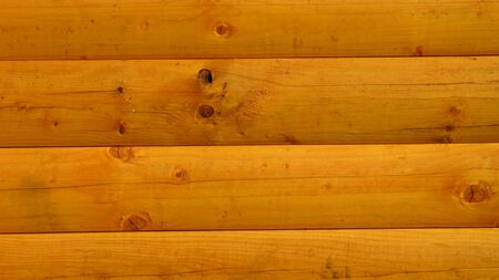 Wood plank yellow texture background  photo