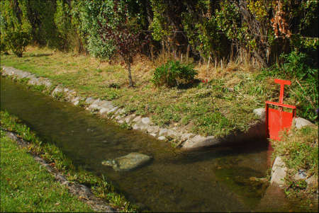 ancients: Ditches, The ancients, Argentina