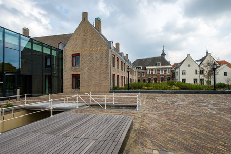 Office of the Hoogheemraadschap of Delfland. This is a Dutch water board, which is responsible for water management in the region of Delft, Netherlands.
